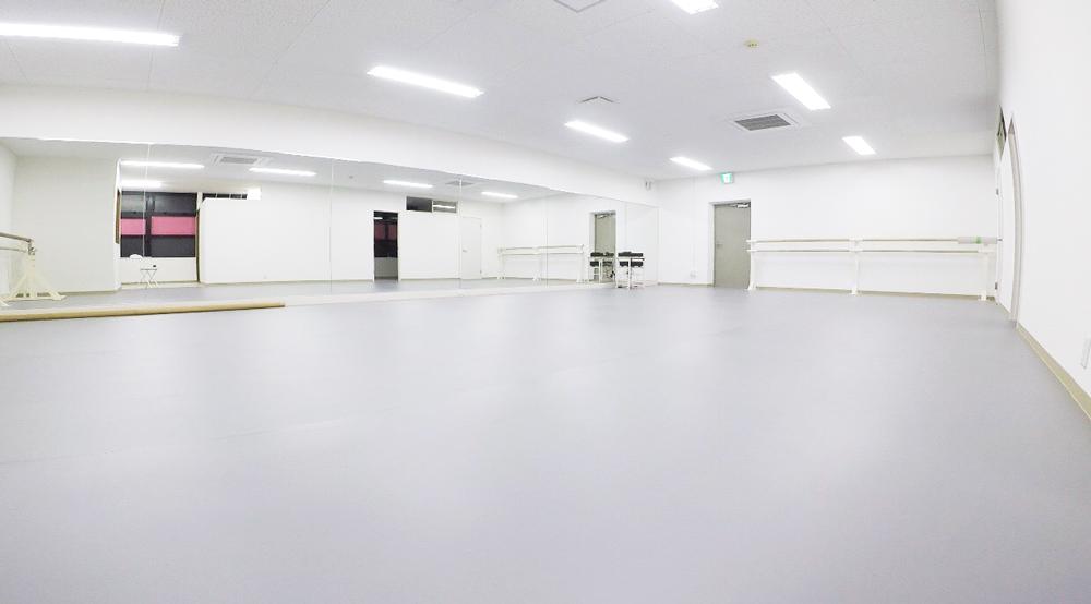 Dance Studio S 内観
