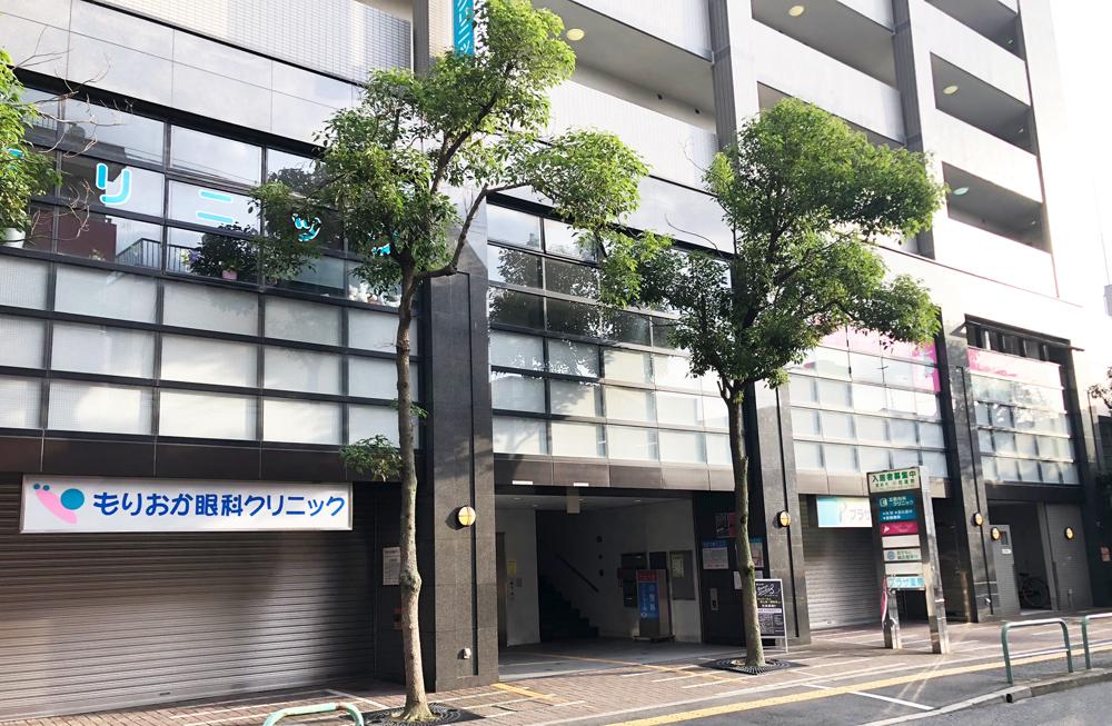 Dance Studio S外観