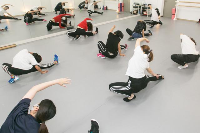 ダンススタジオS